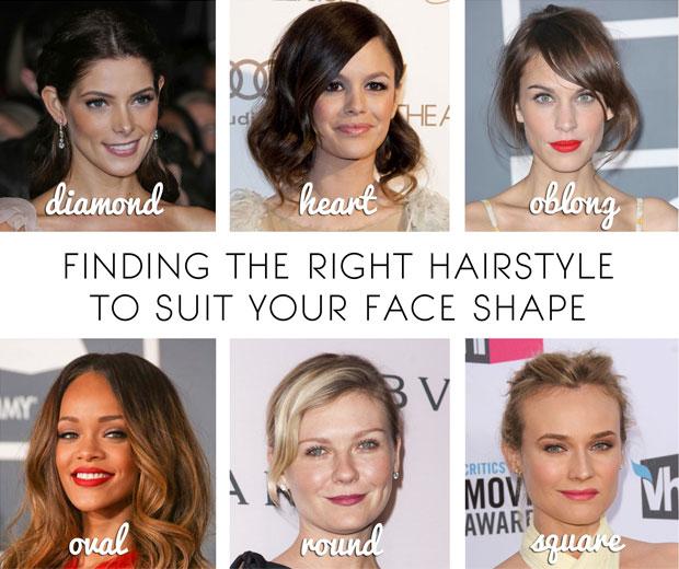Haircut To Match Face Shape At Vjs Salon Day Spa