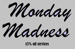 Monday Madness is Here!